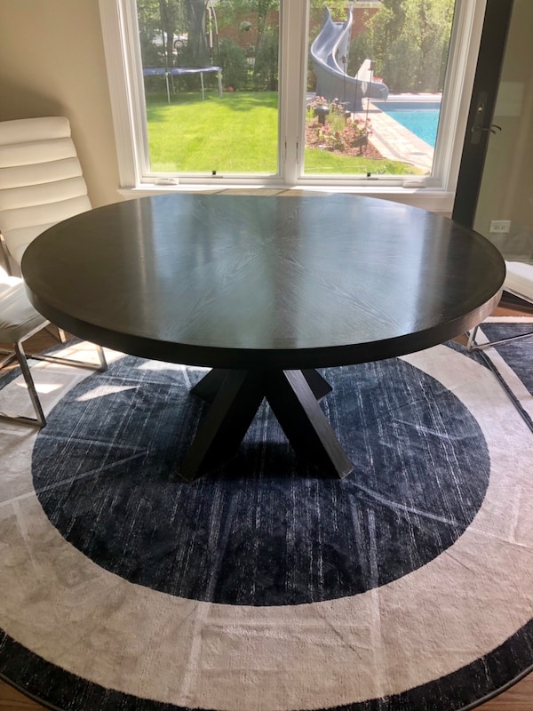 Z gallerie 60 inch round table