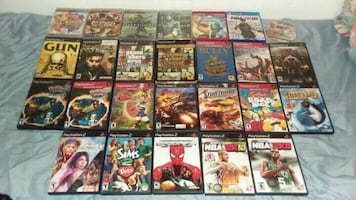 Jeux PS2,PS3,PS4 AT GAMECUBE