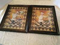 PAIR Chef Pictures Dark Frame  Vancouver, 98662