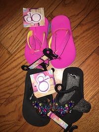 Toddler Sandals ~ $10 For Both Size 6 Gainesville, 20181