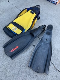 Mares Fins and Bag Culver City, 90230