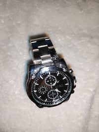 Stainless Steel M&H Watch Spring Hill