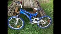 """16"""" Shimano Infinity 5 Speed Bicycle. Front and Mid shocks. Burlington, L7P 2E4"""