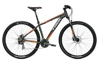 Black And Red Hard Tail Mountain Bike For The Low- Calgary, T2M 1C8