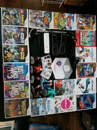 Nintendo Wii and Games including Disney Infinity Toronto, M1P 4Y7