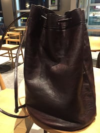 Leather Tote Bag OTTAWA