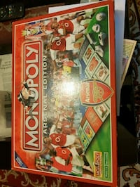 Monopoly Arsenal version only played twice good  Ilford, IG1
