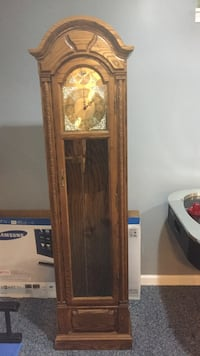 Ultra rare vintage Seth Thomas grandfather clock Ridley, 19081