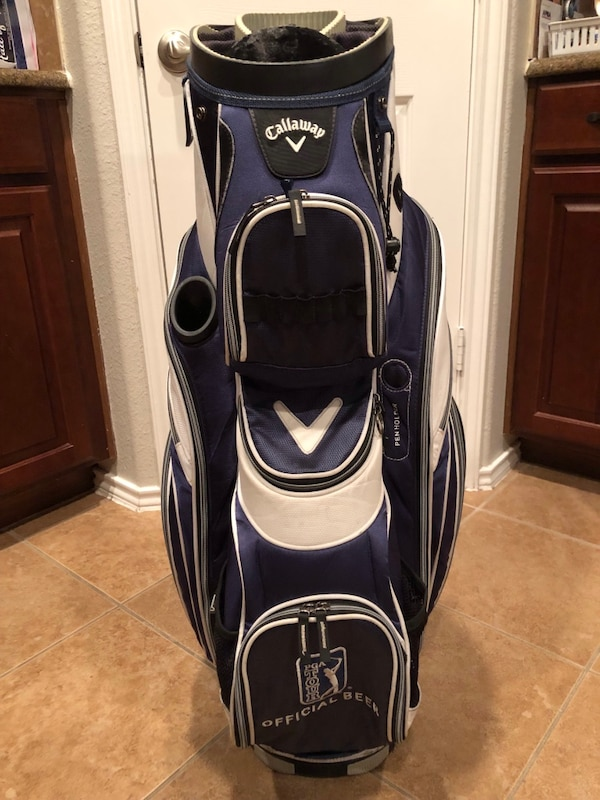 cbdc06f3803c Used Callaway Michelob Ultra Golf Cart Bag for sale in Lavon - letgo