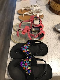 Shoes lot size 9 us Abbotsford, V2S