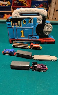 Thomas the Tank Train Carrier