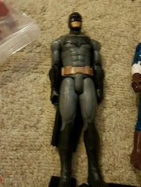 two black and brown action figures Lacombe, T4L 1L4