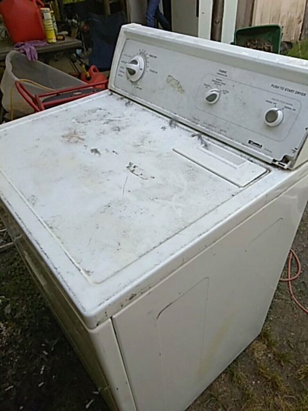 Dryer for scrap, does not work!!!