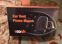 Brand new Coosh universal car vent phone mount Plantation, 33317