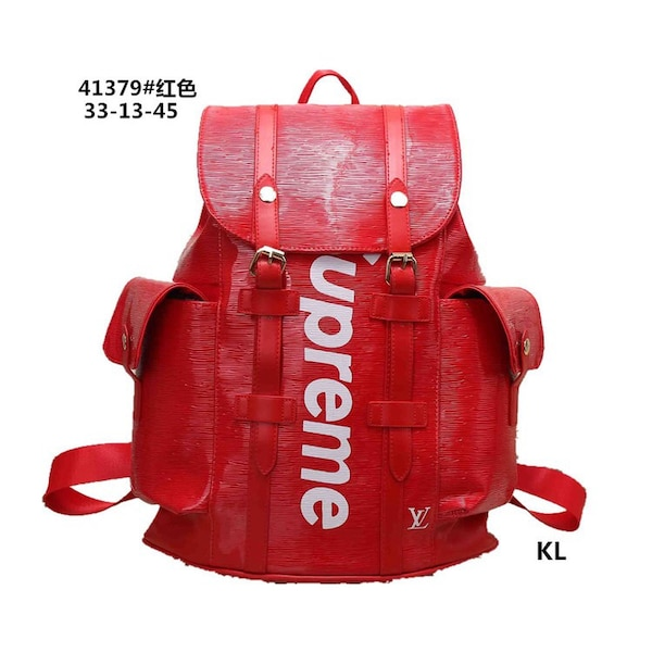 91f78d087979 Used Supreme book bag for sale in Columbia - letgo