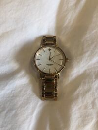Kate spade rose gold watch  Montreal, H3C 1L4