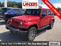 2014 Jeep Wrangler Unlimited Rubicon Rogers, 72758