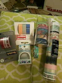 Awesome washi tape lot all NIP Meriden, 06451