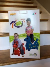 New in box Rody Baby Toddler Preschooler Bouncy Ride on toy  Haverhill, 01832