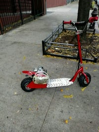 red and black kick scooter Bronx, 10457