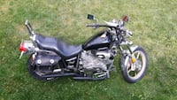 black and gray cruiser motorcycle Georgina, L0E 1L0