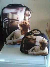 New 2pc james dean luggage set St. George, 84790