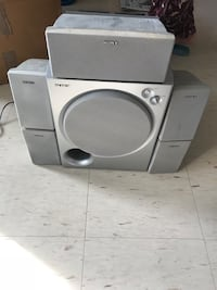 Sony Speakers system Active Subwoofer Toronto, M1T 3L5