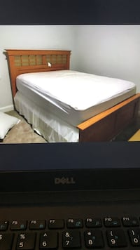white and brown bed mattress Fairfax, 22032