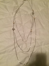 Necklace Silver Plated Toronto, M1P 3A6