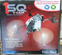 1SQ V-CAM Ready-to-Fly Quadcopter By Heli-Max (NEW Woodstock, 22664