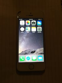 Factory unlocked 5s 32gb $60obo Warrenton, 20187