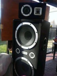 PRO STUDIO SPEAKERS AND SUB WOOFER Norfolk