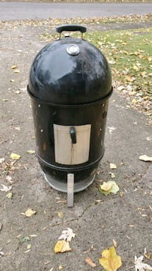 Weber 18-in Smokey Mountain Cooker