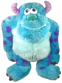 Disney Pixar Monsters Plush 38cm MONTREAL