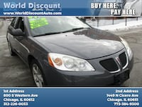 2007 PONTIAC G6 BASE Chicago, 60612