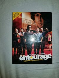 Entourage seasons 1 2 3 and 5 Cathedral City, 92234
