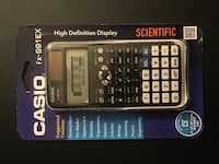 Casio Fx-991ex scientific calculator new Fairfax, 22033