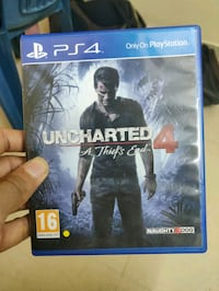 Sony PS4 Uncharted 4 A Thief's End case Bengaluru, 560076