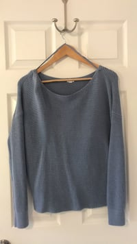 Knit blue sweater  Victoria