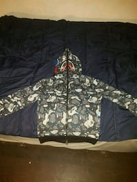 Bape sweater small space camouflage