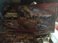 Cars 3 track n cars new Chattanooga, 37421