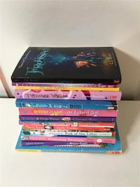 Miscellaneous Chapter books for kids