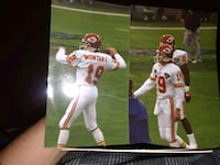 49ers Joe Montana action photos Orange, 92868