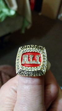 Mohammed Ali 3 time Champion Ring North Platte, 69101