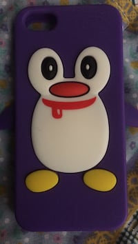 Coque iPhone 5s.