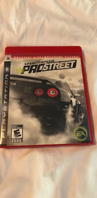 Need for speed pro street ps3  Toronto, M3K 1A3