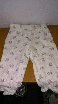 Rose pattern baby pants Tracy, 95376