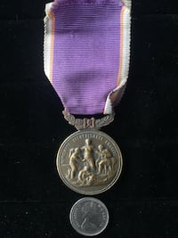 Civil Merit Medal France  Toronto, M4V 2C1