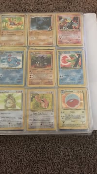 Pokemon game card collection Georgetown, 78628