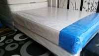 Queen Size Quilted Mattress + Box  Silver Spring, 20902